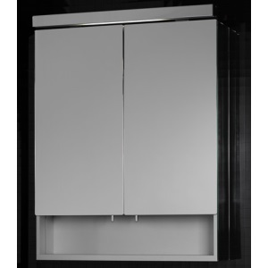 Зеркало-шкаф 60*75*14см Puro ideal 60/CL